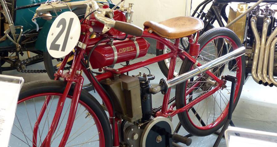 Opel motorkerékpárok