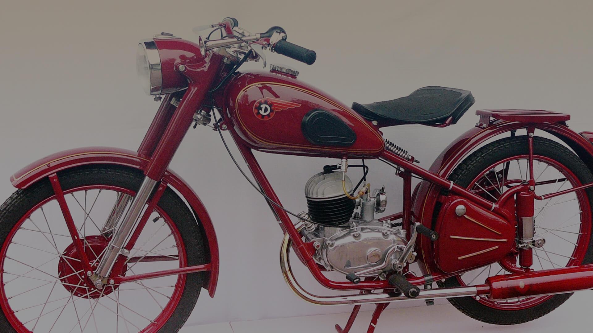 CSEPEL 125/D, 123 cm³, 1955