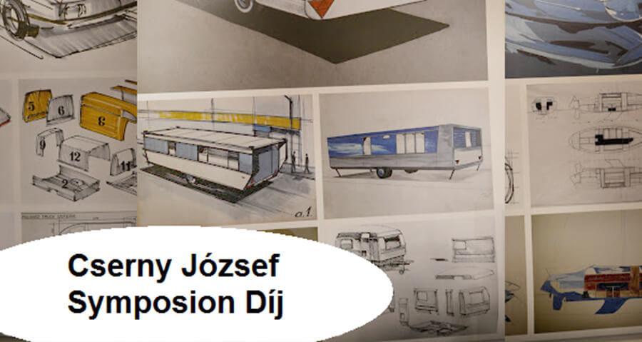 Idén is átadták a Cserny József Symposion díjat