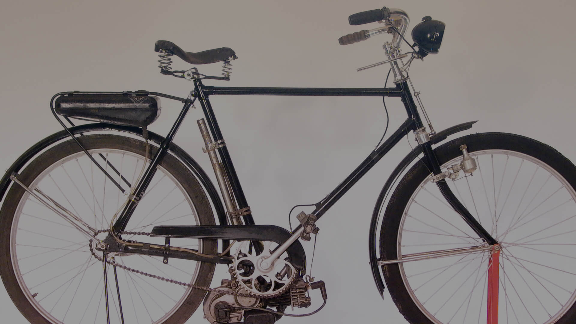 DONGÓ moped, 38 cm³, 1954