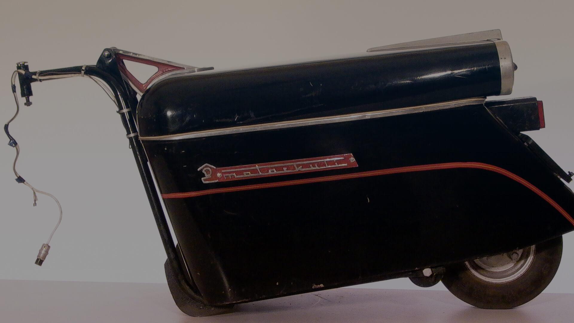 MOTORKULI trailer, 1967