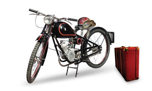 Nyílt nap a Maróti Motorkerékpár-gyűjteményben
