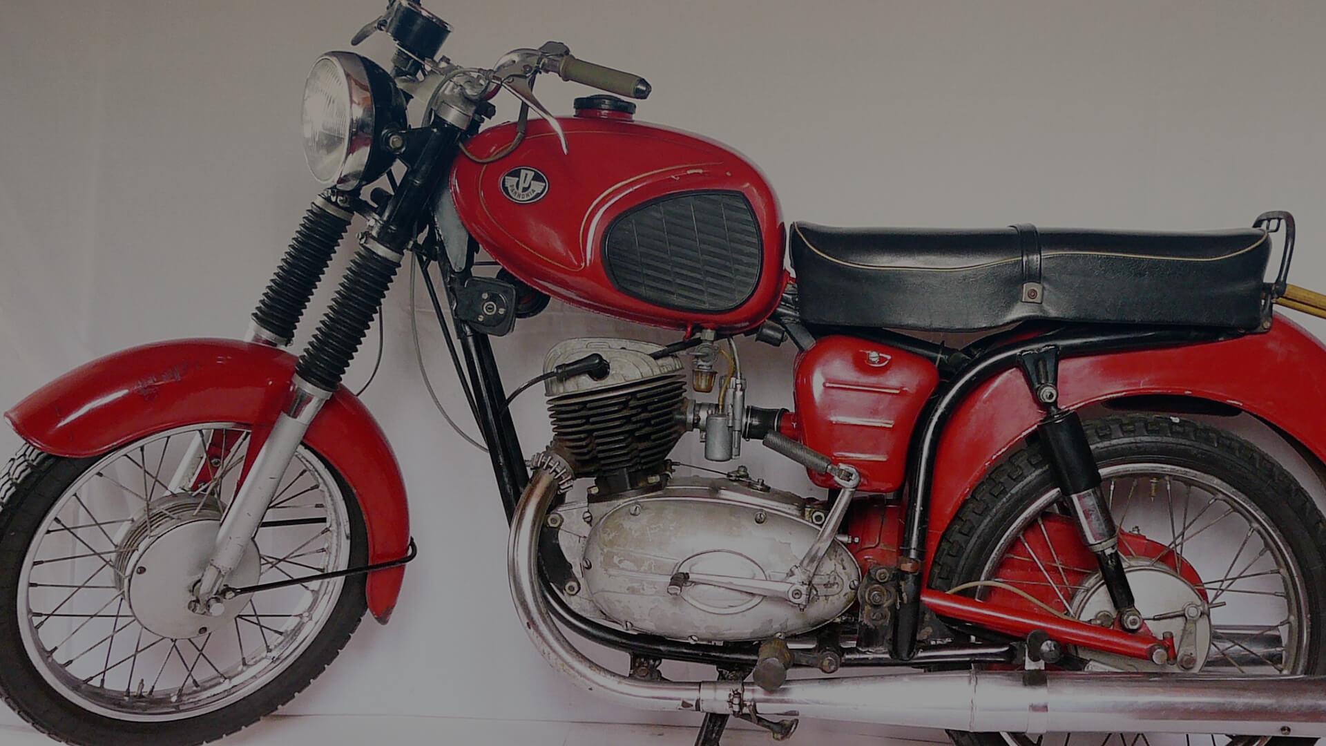 PANNONIA P12, 247 cc, 1974
