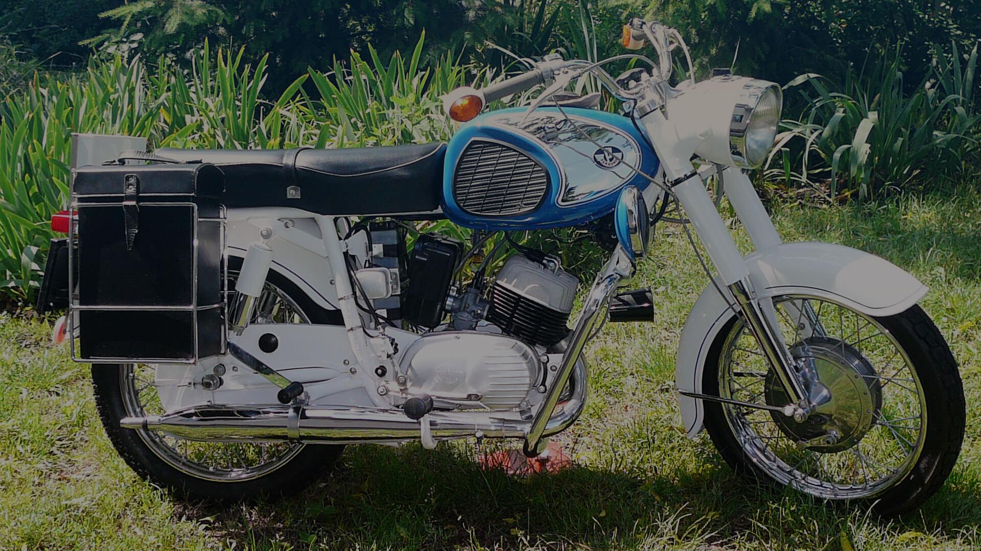 PANNONIA P20, 246 cm³, 1970