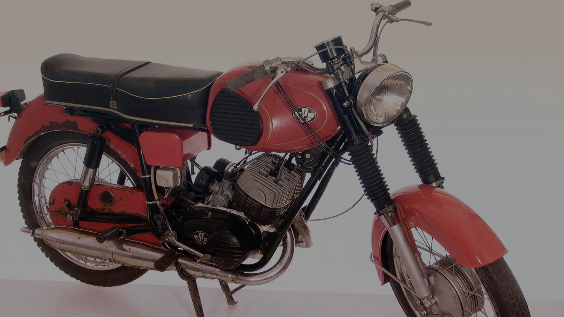 PANNONIA P21, 246 cc, 1974