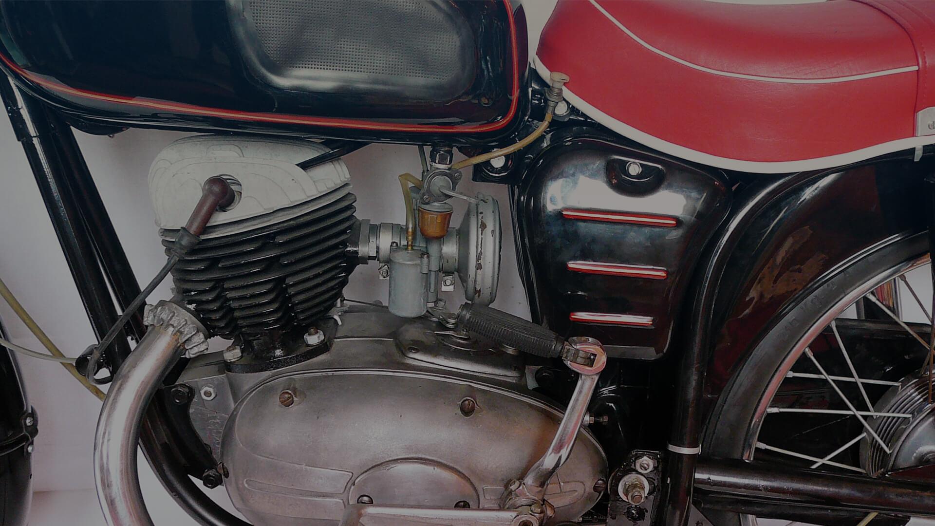 PANNONIA T5, 247 cc, 1968