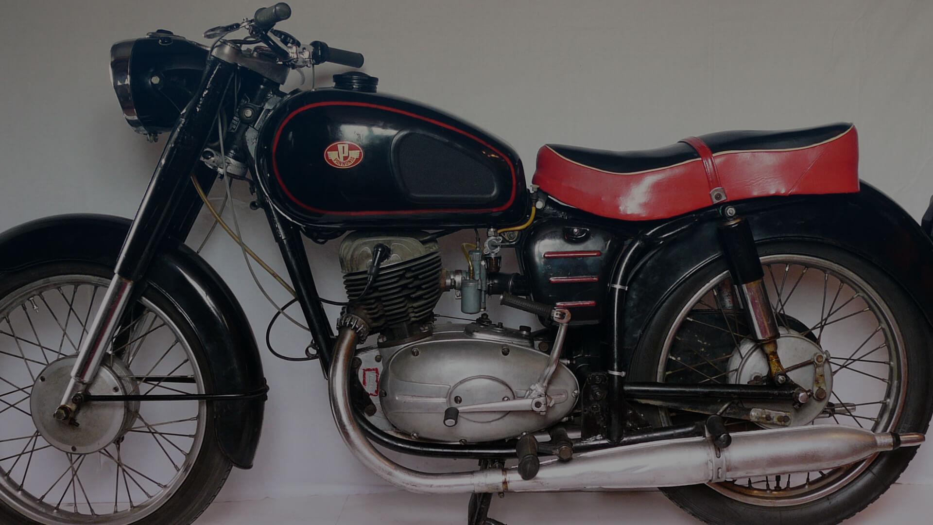 PANNONIA T5-H, 247 cm³, 1970