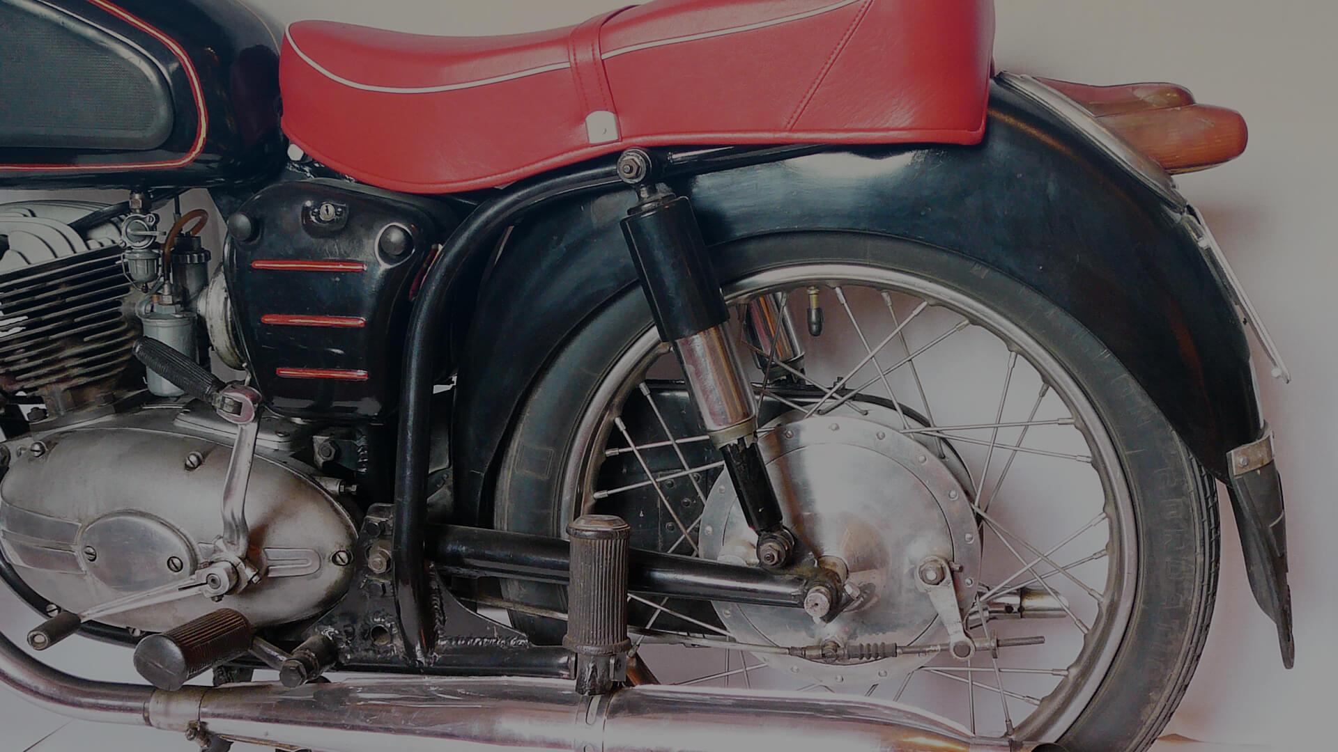 PANNONIA TL-250F, 247 cc, 1958