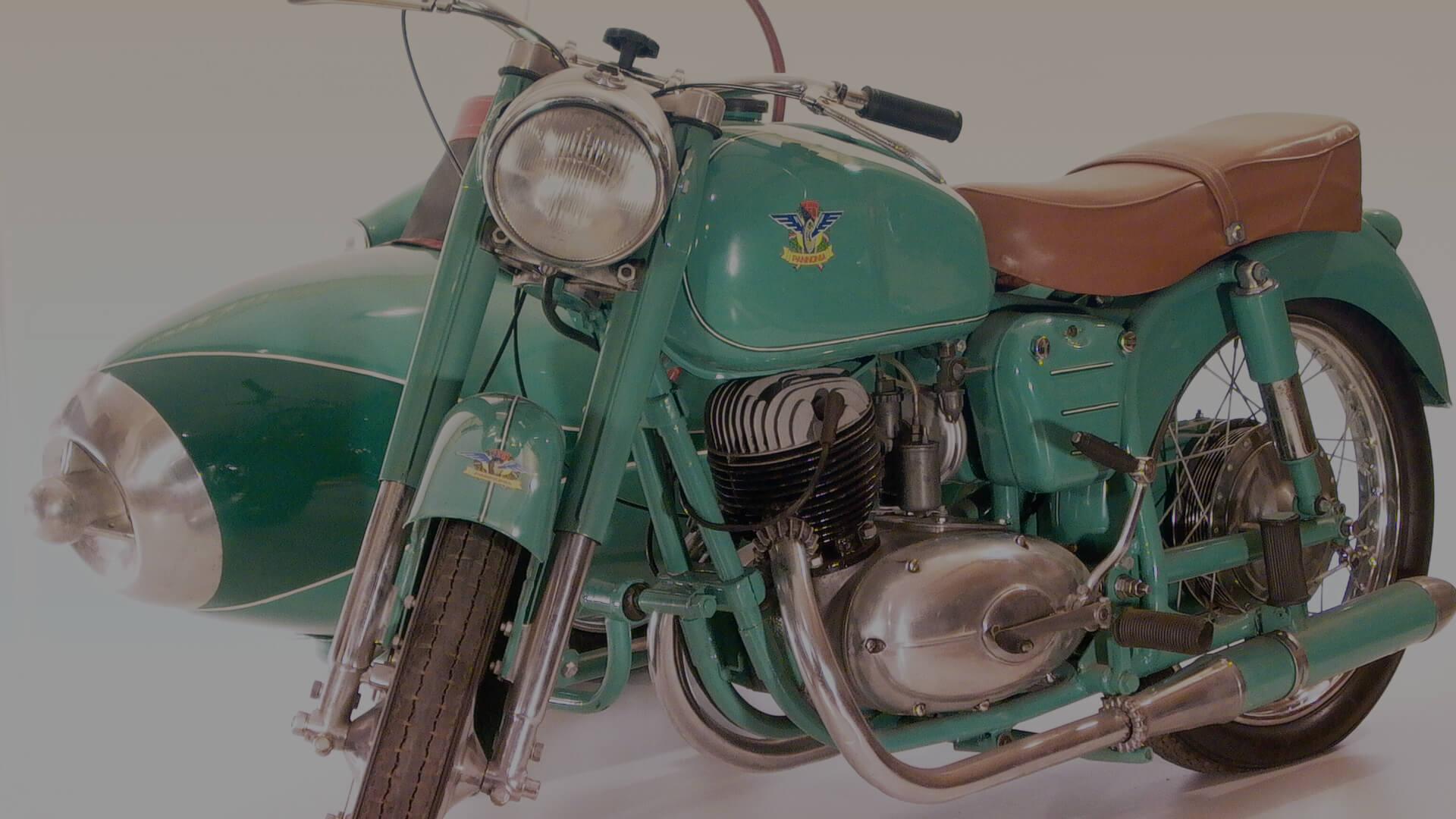 PANNONIA TLT, 247 cm³, 1957