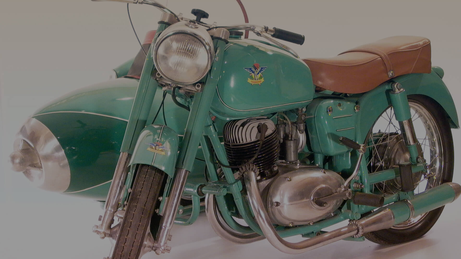 PANNONIA TLT, 247 cc, 1957