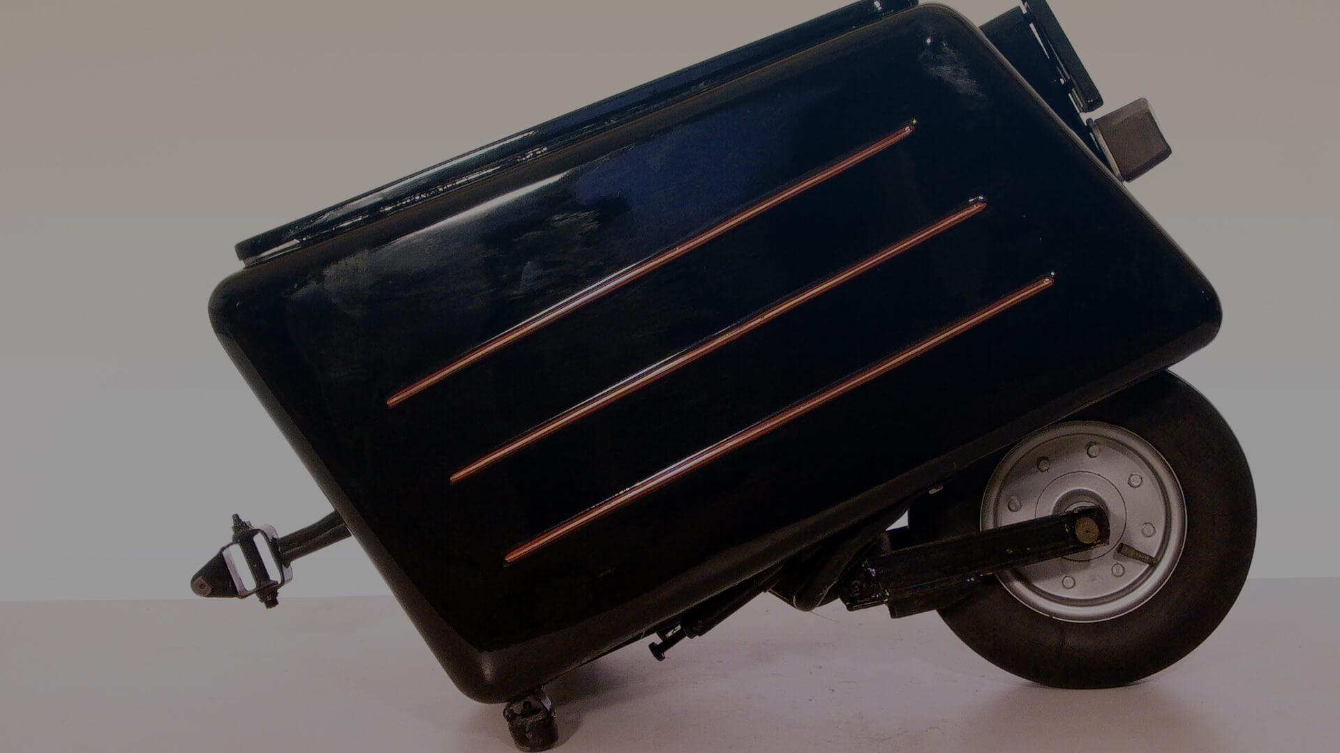 PILLE trailer, 1967