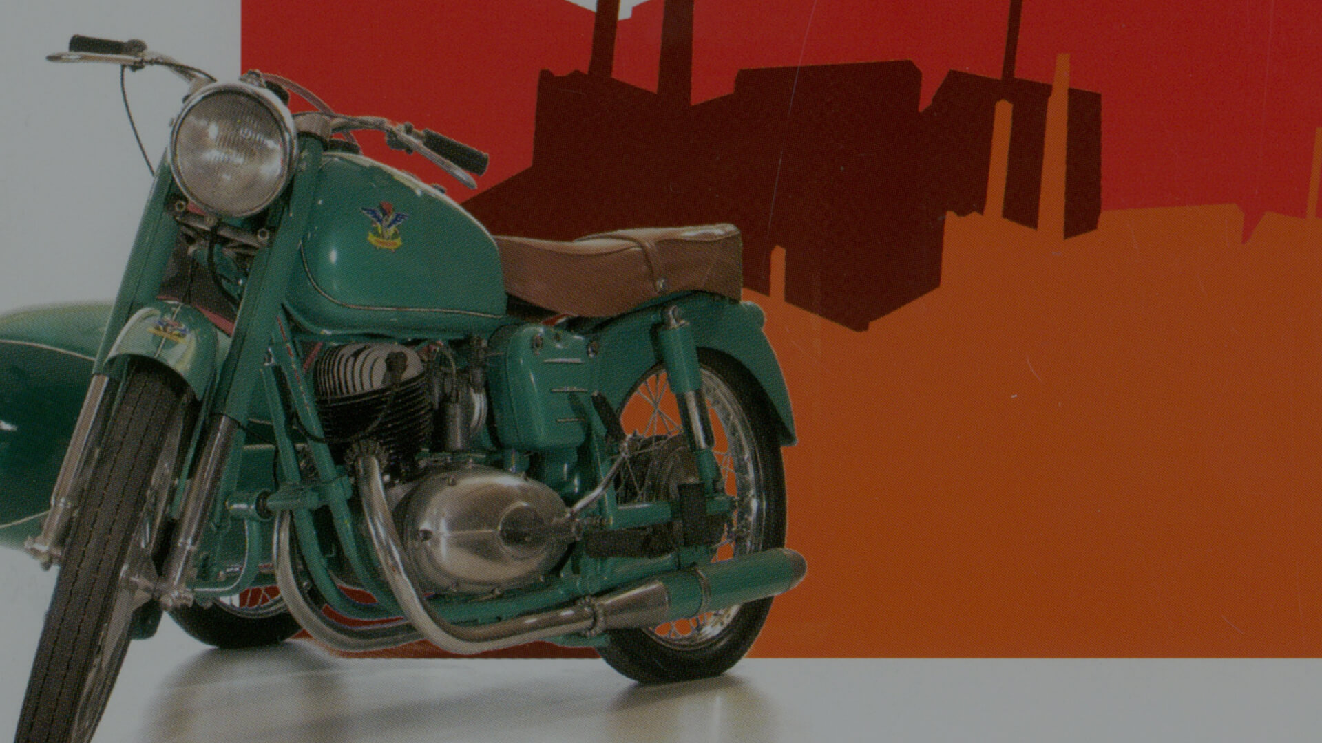 Magyar motorkerékpárok – technikatörténeti vándorkiállítás