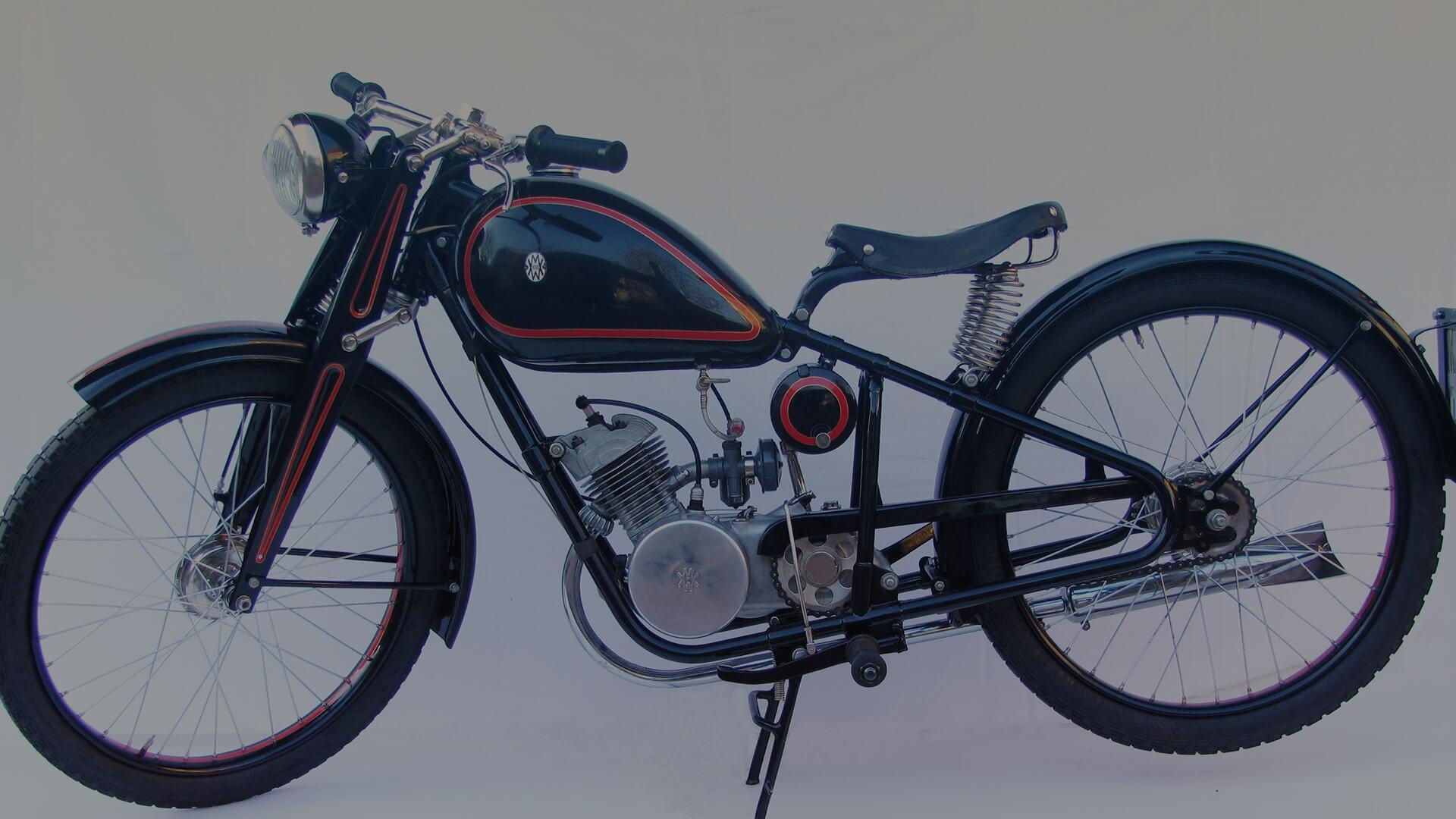 WM-CSEPEL 100 Túra, 98 cm³, 1947