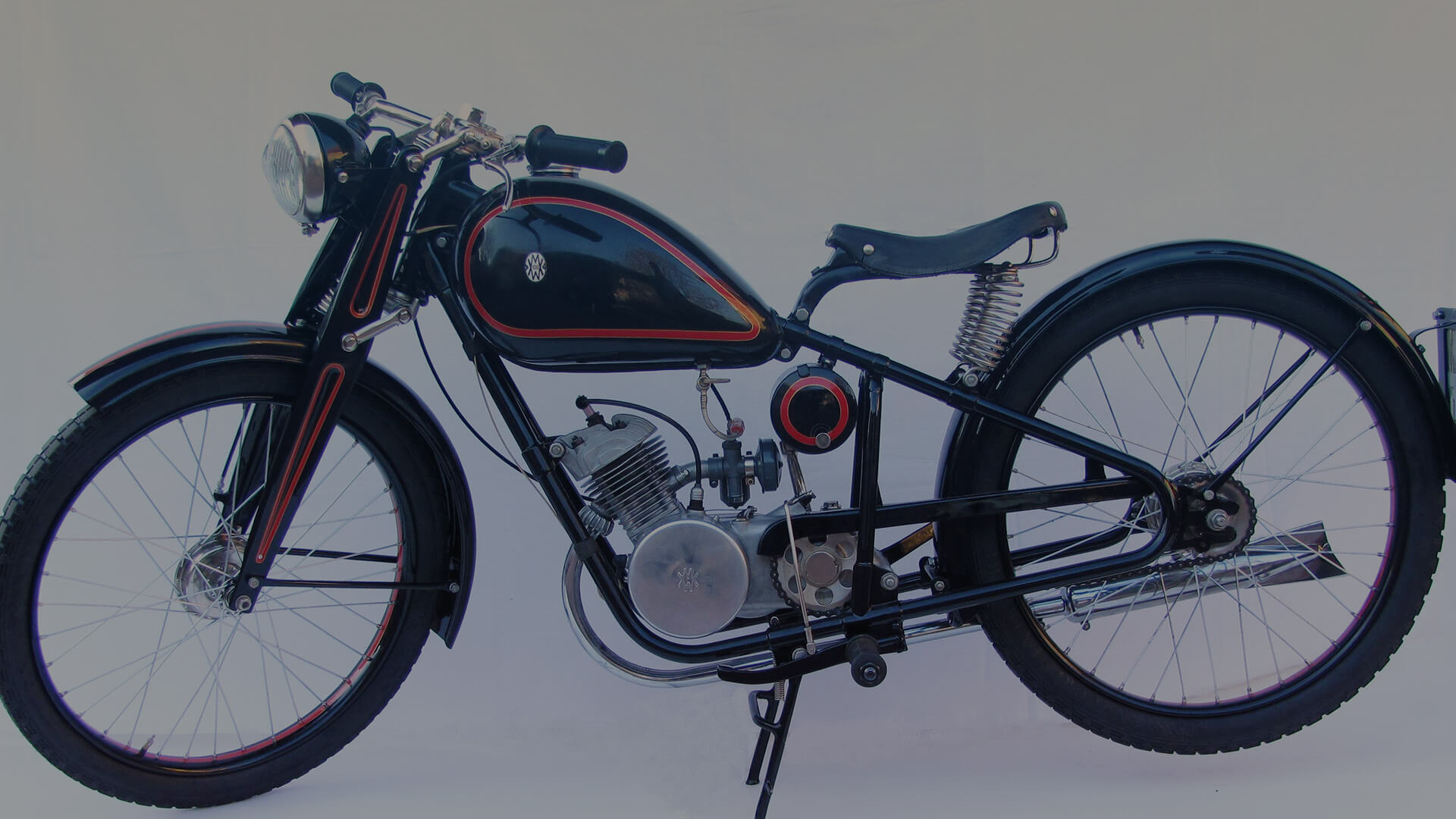 WM-CSEPEL 100 Túra, 98 cc, 1947