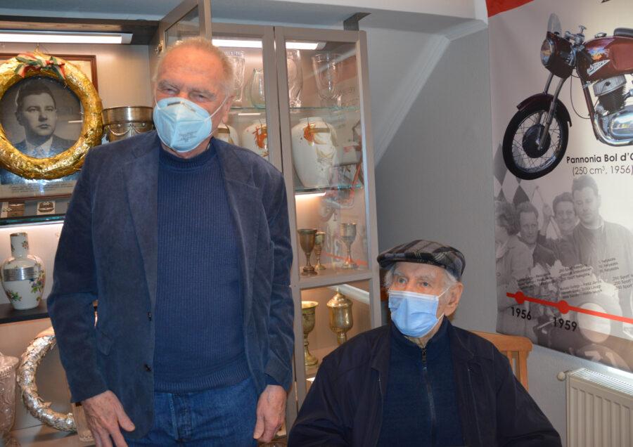 Kurucz György a gyűjteményben